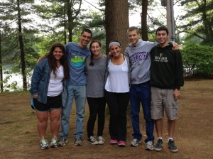 Ramah Wisconsin Staff at the 2013 Spring Leadership Training Conference