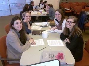 Kerem Studying At Hadar