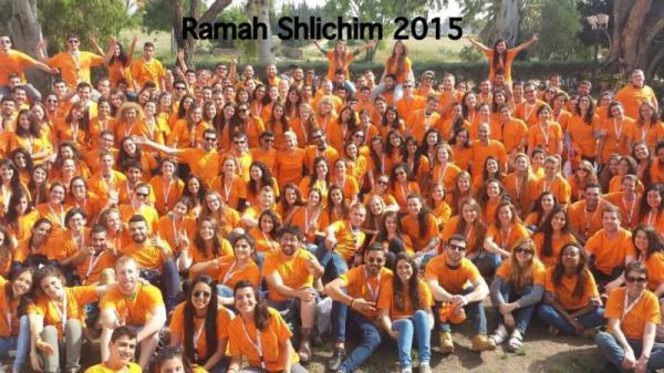 2015 Ramah Mishlachat